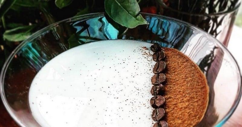 Choco Loco, le cocktail à base de café et de noix de coco