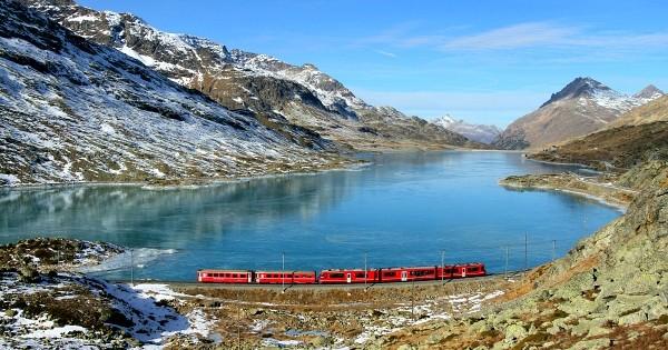 Personne ne conna t ce train incroyable en suisse et c 39 est une - J ai bien dormi ...