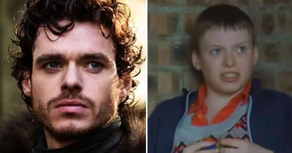 20 photos avant/après des acteurs de la série «Game of Thrones»: attention il y a du gros dossier!