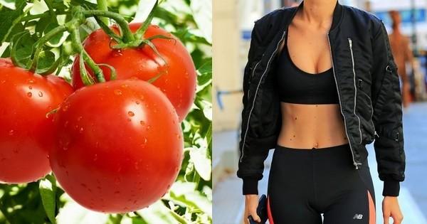7 raisons valables et évidentes de manger des tomates de jour comme de nuit, le fruit parfait pour garder la ligne