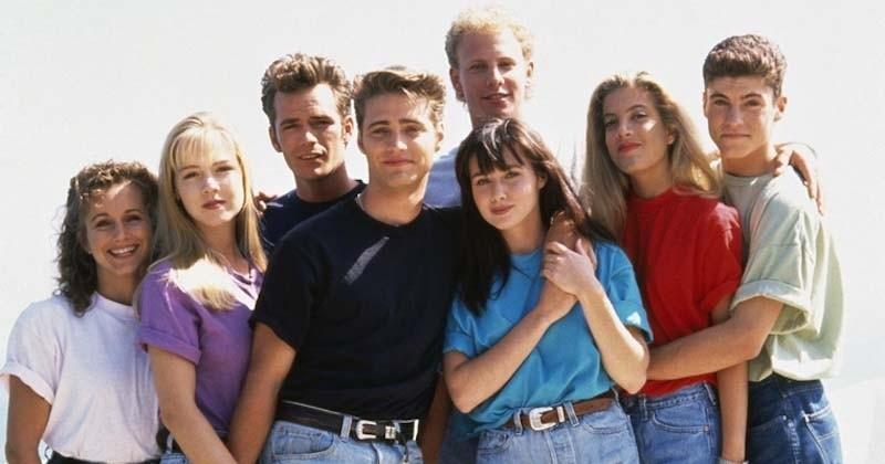 La série culte « Beverly Hills » prépare son retour avec le casting original