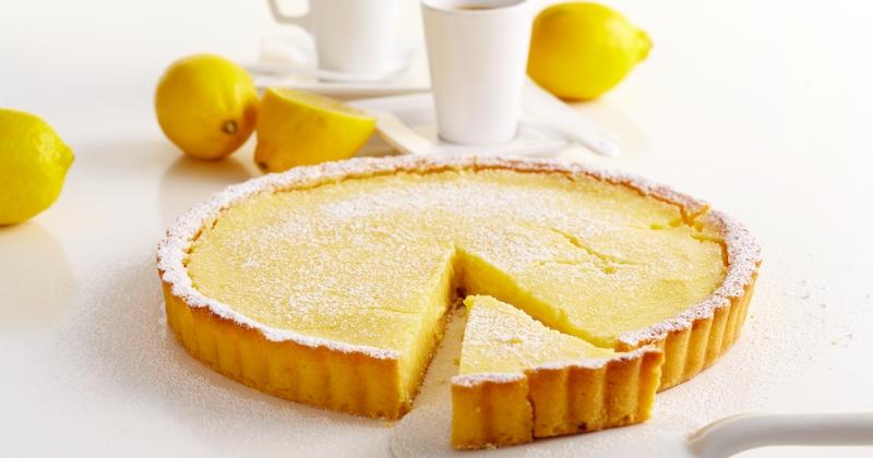 Cette tarte au citron est très simple à réaliser et va ravir vos papilles !