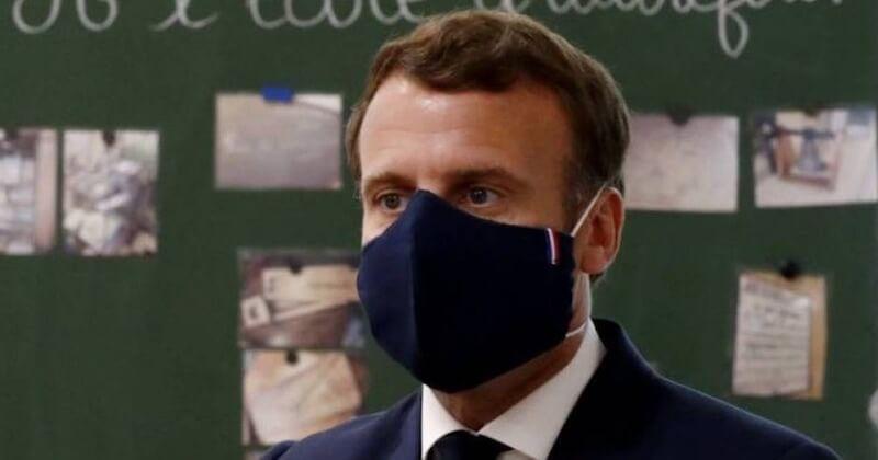 La petite phrase de Macron, affirmant qu'il n'y a jamais eu de rupture de masques, fait bondir l'opposition