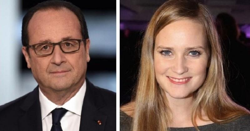 François Hollande aurait une liaison avec la danseuse Juliette Gernez, Julie Gayet répond