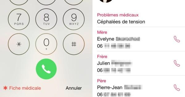 Voici une fonctionnalité de l'iPhone que vous ne connaissiez peut-être pas mais qui pourrait vous sauver la vie un jour