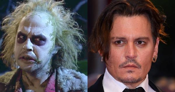 Tim Burton fait appel (encore) à Johnny Depp pour remplacer Michael Keaton dans « Beetlejuice 2 »