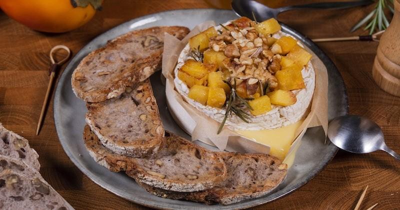 Camembert rôti Recette