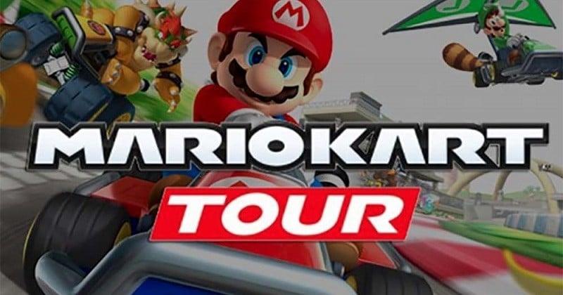 Nintendo va sortir Mario Kart sur mobile dès cette année