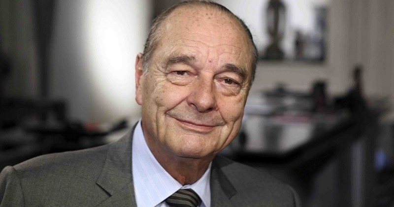 Mort de Jacques Chirac à l'âge de 86 ans