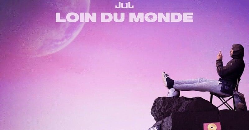 Jul annonce la sortie de son 21ème album « Loin du monde » le 18 décembre