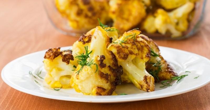 Relevez le goût de vos choux-fleurs avec la recette des beignets épicés à l'indienne