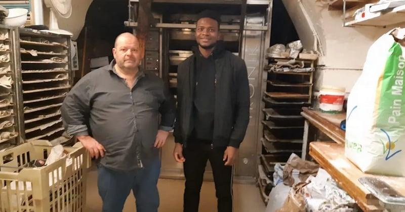 Besançon : un boulanger en grève de la faim pour protester contre l'expulsion de son apprenti guinéen