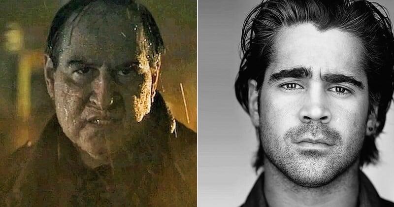 Dans « The Batman », Colin Farrell est méconnaissable