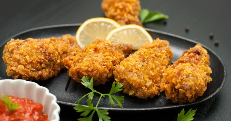 Testez le poisson pané aux cacahuètes, croustillant et gourmand !