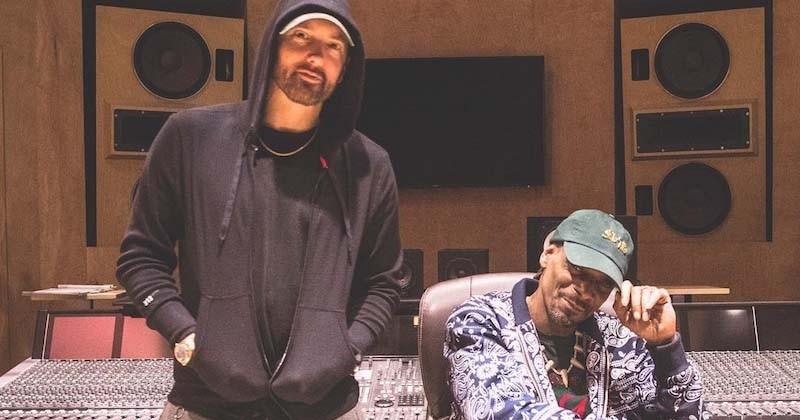 Eminem et Snoop Dogg réunis pour un featuring ?