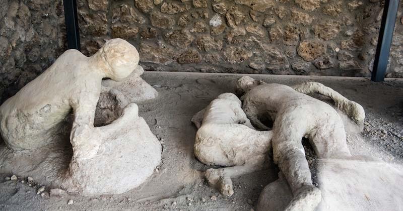 À Pompéi, la découverte d'un graffiti contredit la date exacte de la destruction de la ville par le Vésuve