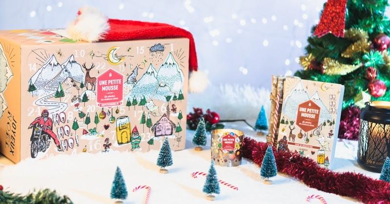 Fromage, bières... Découvrez les calendrier de l'avent et de l'après Noël les plus originaux !