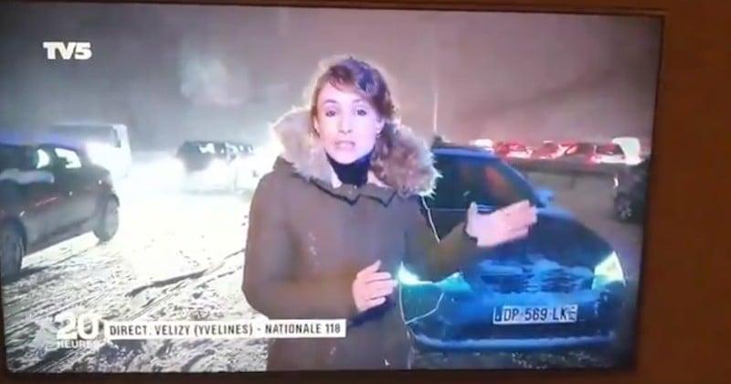 « Mais ils déneigent quoi ? De la poussière ? » : Quand un internaute québécois se moque des difficultés des Parisiens face à la neige