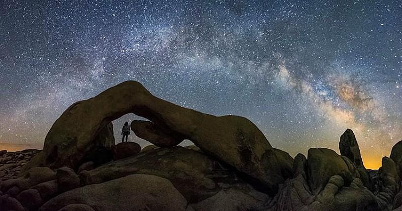 Observez en direct le ciel étoilé du Grand Canyon comme si vous étiez