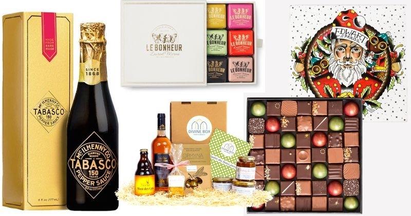 Chocolats, kit mozzarella, bières trappistes... Les cadeaux les plus originaux à offrir aux fans de food!