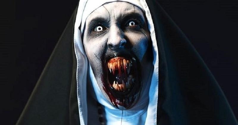 «La Nonne» : le nouveau teaser est si effrayant que YouTube l'a censuré