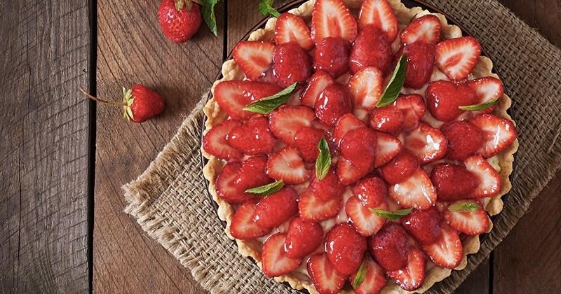 15 idées de desserts délicieux et faciles avec des fraises