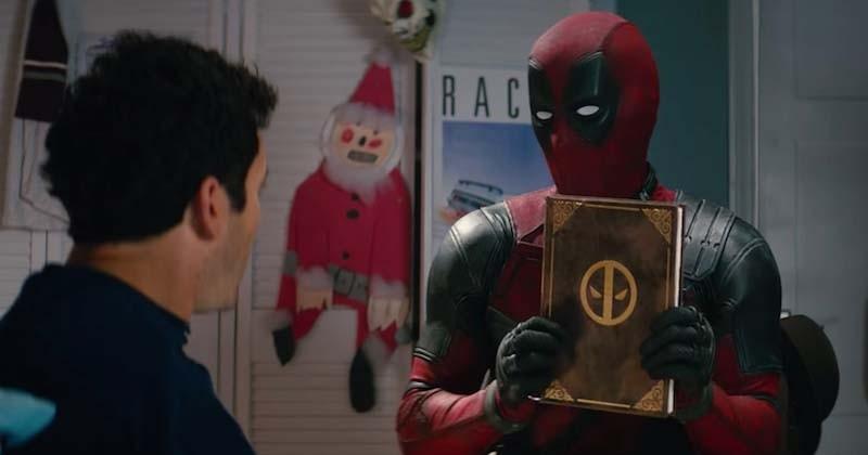 La bande-annonce de « Once Upon A Deadpool », la version soft de Deadpool 2 spécialement conçue pour les enfants et Noël