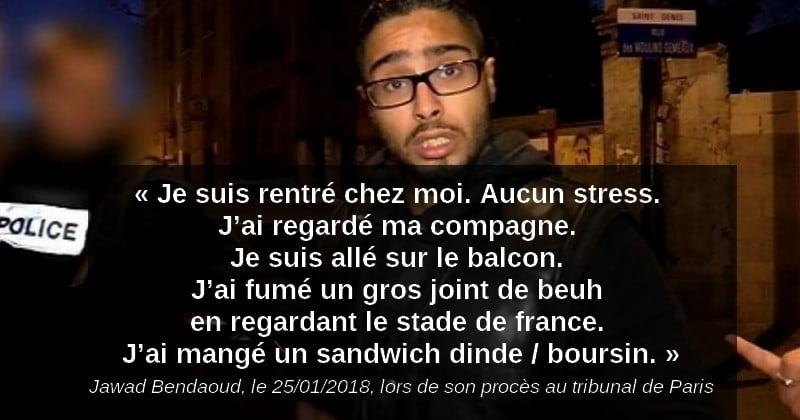 Katsuni, Feux de l'Amour, coke, Boursin et gros joints : le procès (vraiment)  pas comme les autres de Jawad Bendaoud