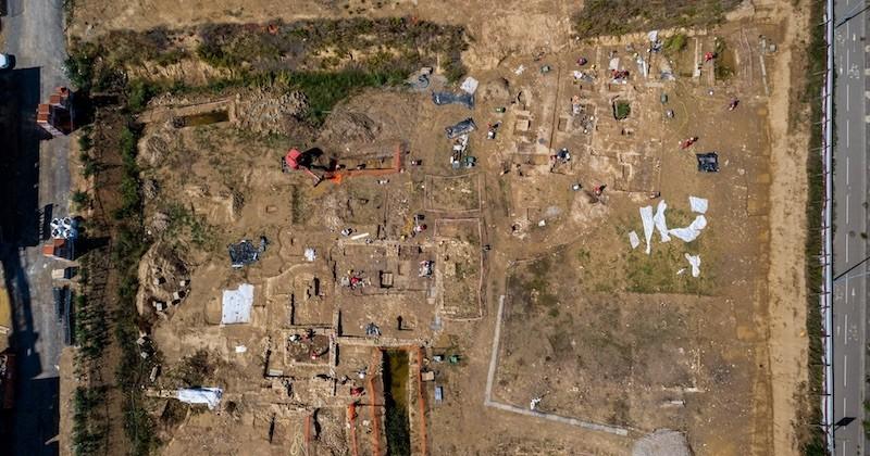 Découverte exceptionnelle d'une nécropole romaine dans un état de conservation « sans équivalent », à Narbonne