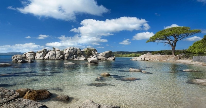 C'est officiel : la plus belle plage de France se trouve en Corse !