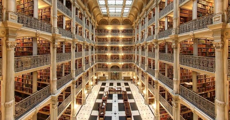 20 bibliothèques qu'il faut visiter comme des musées