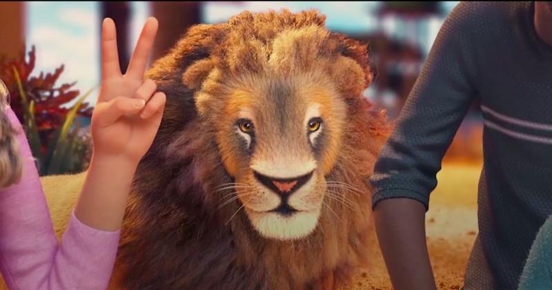 Cette campagne choc dénonce le business lié à l'élevage des lions en captivité en Afrique du Sud