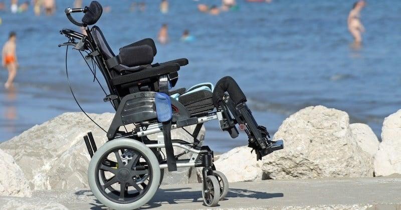 Alors qu'il se baigne avec sa famille, un enfant se fait voler son fauteuil roulant, dans les Pyrénées-Orientales