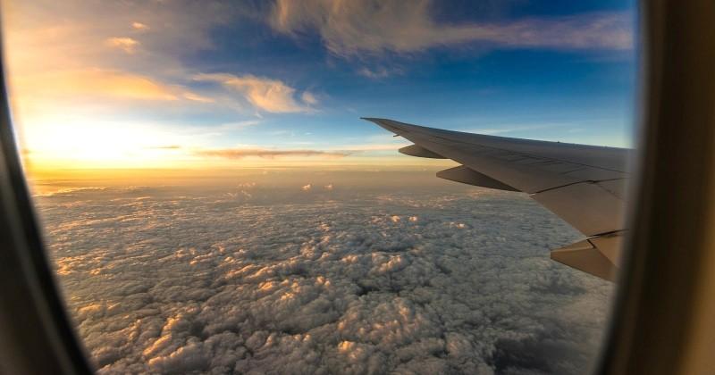 Cette application vous dit ce que vous êtes en train de survoler lors de vos trajets en avion