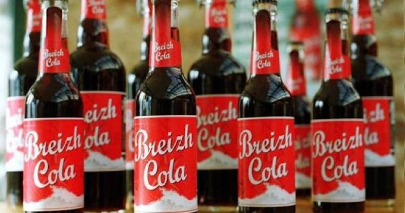 Le Breizh Cola, le soda breton, devient normand !
