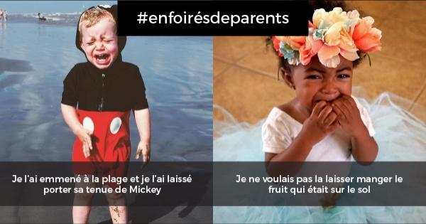 18 photos d'enfants qui pleurent pour un rien et qui en veulent fortement à leurs parents... Et c'est tellement drôle !