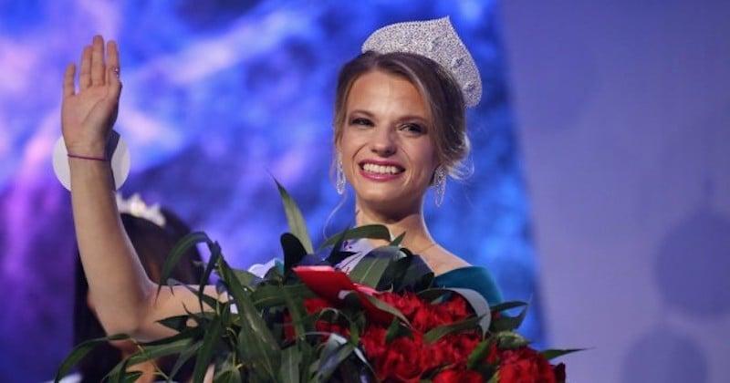 La première Miss Monde en fauteuil roulant a été élue