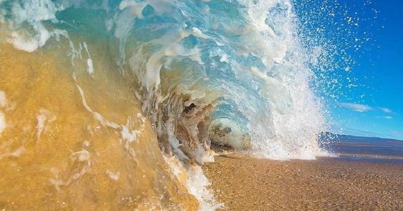 Ce photographe capture le mouvement de l'eau et le résultat est magnifique