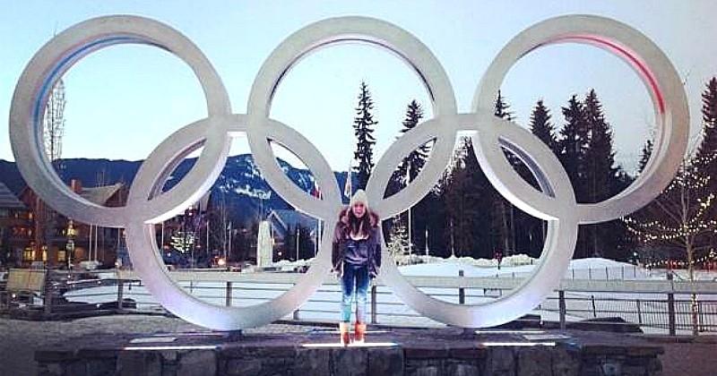 Dans les pas de... Chloé à Vancouver