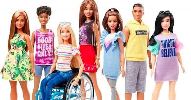 Mattel dévoile une Barbie en fauteuil roulant et une autre avec une prothèse pour inclure le handicap