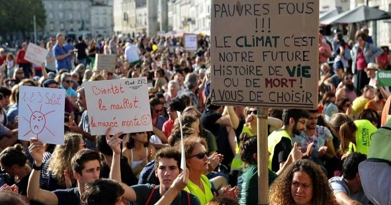 Les Français appelés à participer à deux journées « zéro consommation » pour agir contre le réchauffement climatique
