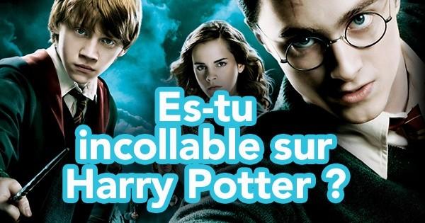 TEST : Es-tu un vrai fan de « Harry Potter ? Est-ce que tu serais