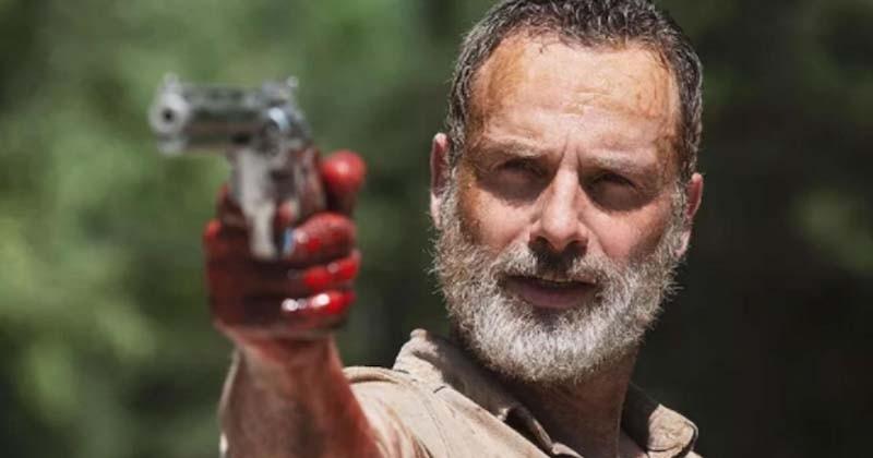 Andrew Lincoln continuera de jouer Rick dans trois films « The Walking Dead »