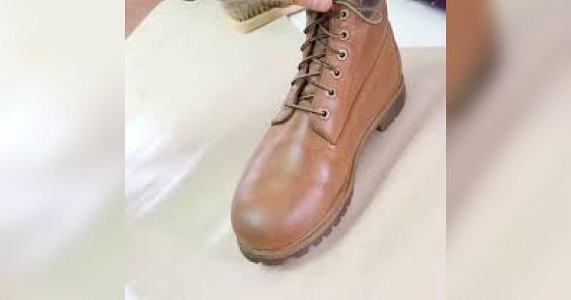 Voici comment rénover vos chaussures en leur redonnant l'aspect qu'elles avaient auparavant !