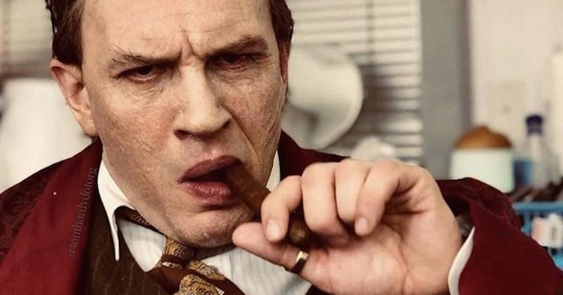 Tom Hardy complètement méconnaissable sous les traits d'Al Capone pour son prochain film