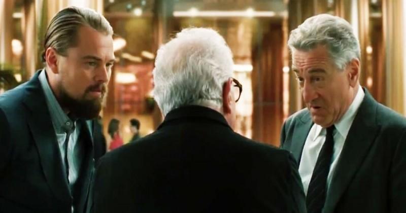 Robert De Niro et Leonardo DiCaprio vont être réunis par Martin Scorsese !