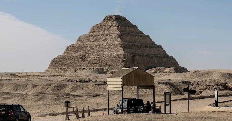 Des « trésors archéologiques », vieux de plus de 3 000 ans, ont été découverts en Égypte