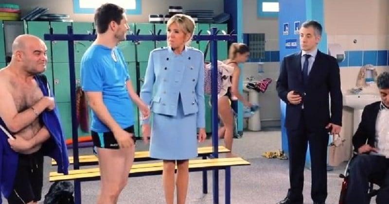 Brigitte Macron va faire une apparition dans la série «Vestiaires» sur France 2