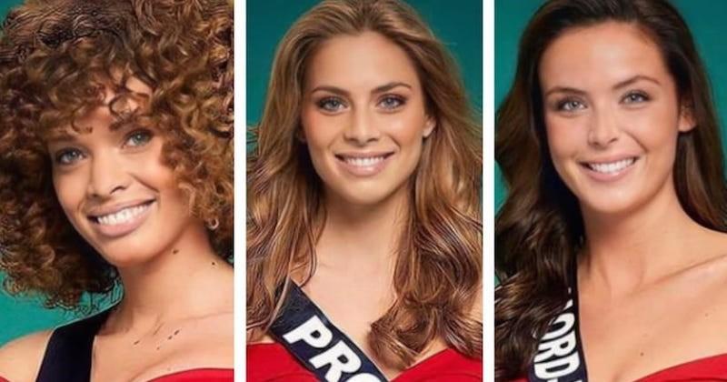 Miss France 2021 : Miss Côte d'Azur, Miss Île-de-France... quelles sont les candidates favorites du public ?