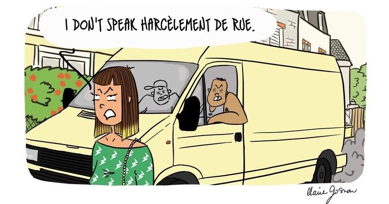 Cette BD contre le harcèlement de rue va donner du répondant à toutes les femmes qui le subissent